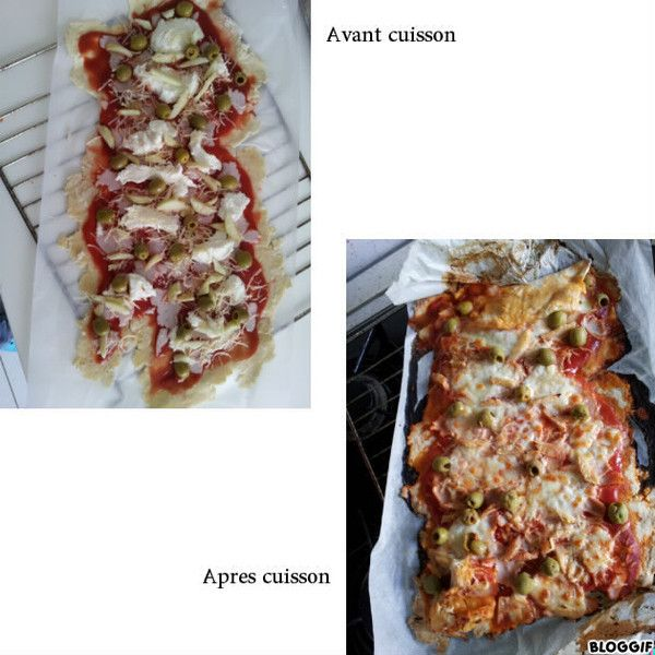 pizza combien pese une pate a pizza